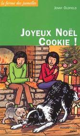 La ferme des jumelles ; joyeux Noël Cookie - Intérieur - Format classique