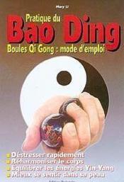 Pratique Du Bao Ding - Couverture - Format classique