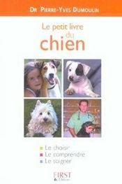 Le Petit Livre Du Chien - Intérieur - Format classique