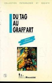 Du Tag Au Graff'Art - Couverture - Format classique