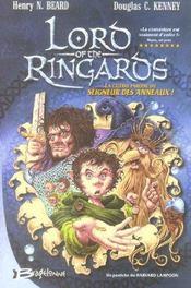 Lord of the ringards ; la célébre parodie du Seigneur des anneaux - Intérieur - Format classique