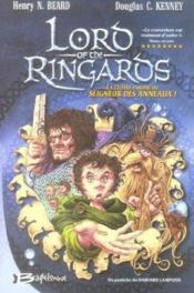 Lord of the ringards ; la célébre parodie du Seigneur des anneaux - Couverture - Format classique