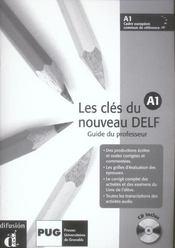 Les Cles Du Nouveau Delf A1 - Intérieur - Format classique