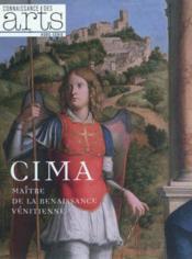 Connaissance Des Arts N.529 ; Cima ; Maître De La Renaissance Italienne - Couverture - Format classique
