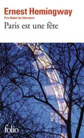 Paris est une fête - Couverture - Format classique