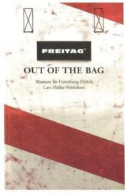 Freitage : out of the bag - Couverture - Format classique