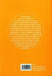 Le sieège de Brest - 4ème de couverture - Format classique