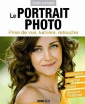 Le portrait photo - Couverture - Format classique
