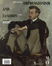 L'impressionnisme et la mode ; numéro spécial - 4ème de couverture - Format classique