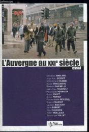 L'Auvergne Au Xxieme Siecle - Couverture - Format classique