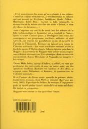 Reggane Mon Amour - 4ème de couverture - Format classique