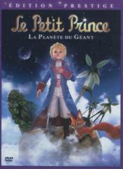 Le petit prince ; la planète du géant - Couverture - Format classique