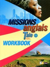 Missions Tale B1/B2 Workbook - Couverture - Format classique