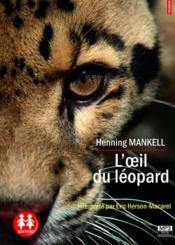 L'oeil du léopard - Couverture - Format classique