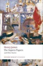 Vente livre :  The aspern papers ; and other stories  - Henry James