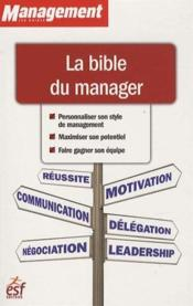 Vente  La bible du manager  - Collectif