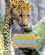 Vente  Mon grand animalier  - Collectif - Christine Pompei
