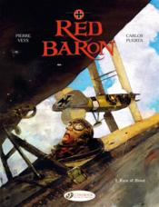 Vente livre :  Red baron t.2 ; rain of blood  - Pierre Veys - Carlos Puerta