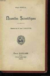 Nouvelles Scientifiques - Couverture - Format classique