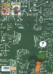 La rubrique scientifique t.3 - 4ème de couverture - Format classique