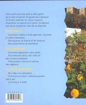 Petit Jardin Deviendra Grand - 4ème de couverture - Format classique