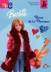 Barbie reine de la musique - Couverture - Format classique