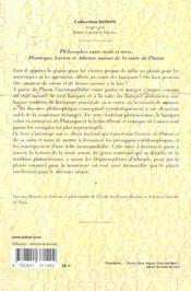 Philosophes Entre Mots Et Mets - 4ème de couverture - Format classique
