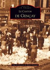 Le canton Gencay t.1 - Couverture - Format classique