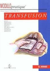 Transfusion - Intérieur - Format classique