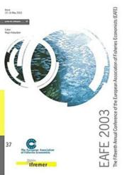 Eafe 2003 - Couverture - Format classique