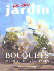 Bouquets Et Creations Vegetales - Intérieur - Format classique