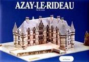 Azay-le-Rideau ; Val-de-Loire - Intérieur - Format classique