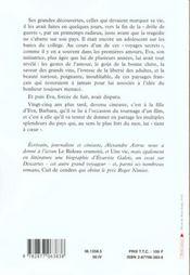 La france au coeur - 4ème de couverture - Format classique