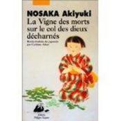 Vigne Des Morts Sur Le Col Des Dieux Decharnes (La) - Couverture - Format classique