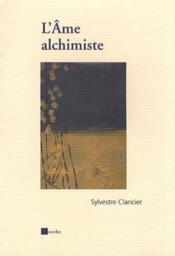 L'âme alchimiste - Couverture - Format classique