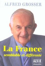 La France. Semblable Et Differente - Intérieur - Format classique