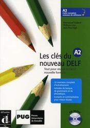 Clés du nouveau delf a2 ; livre de l'élève - Intérieur - Format classique