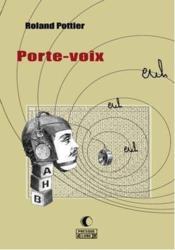 Porte-voix - Couverture - Format classique