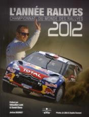 L'année rallyes 2012-2013 - Couverture - Format classique