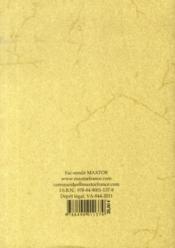 La grand chirurgie de Philippe Aoréole Théophraste Paracelse - 4ème de couverture - Format classique
