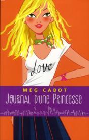 Journal d'une princesse t.2 ; premiers pas - Couverture - Format classique
