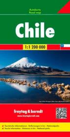 Vente livre :  Chile ; road map  - Collectif
