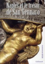 Naples et le trésor de San Gennaro - Couverture - Format classique