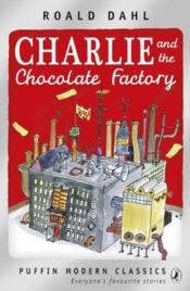 Charlie And The Chocolate Factory - Couverture - Format classique