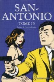 San Antonio t.13 - Couverture - Format classique