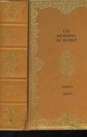 Les Memoires Du Diable - Couverture - Format classique