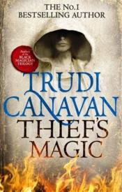 Vente livre :  THIEF'S MAGIC  - Trudi Canavan