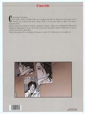 Balade au bout du monde t.5; Ariane - 4ème de couverture - Format classique
