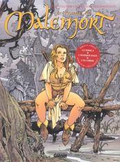 Le roman de Malemort t.4 ; lorsque vient la nuit - Intérieur - Format classique