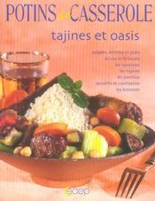 Tajines et oasis - Intérieur - Format classique